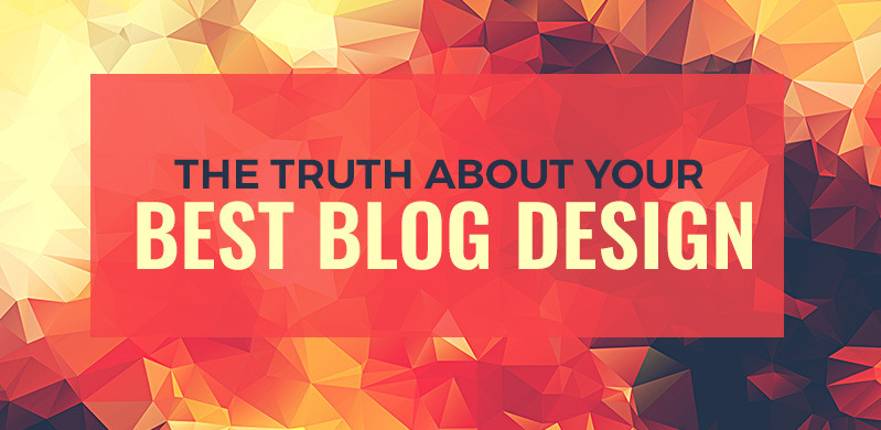 Best Blog Design