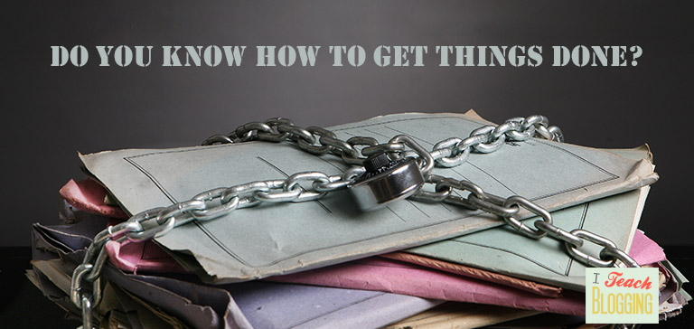 how-to-get-things-done