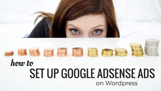 Setup Google AdSense on WordPress