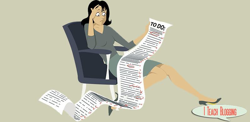 How I use Workflowy to blog