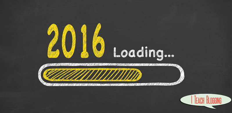 Are you setting goals for your blog in 2016?
