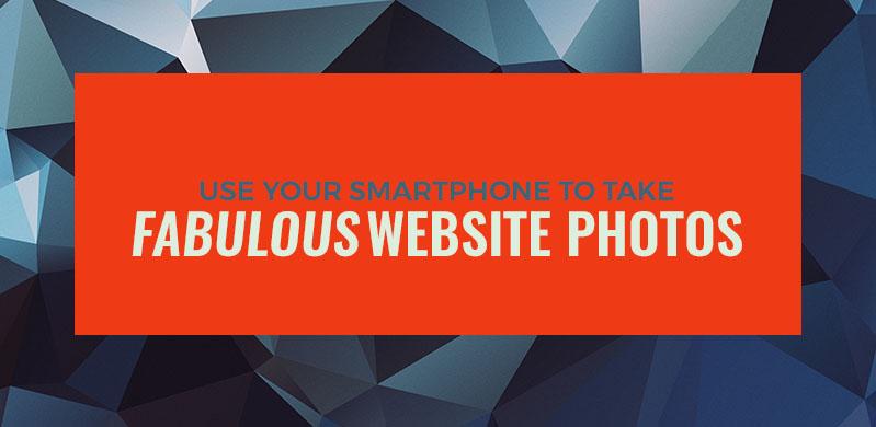 Take Great Website Photos